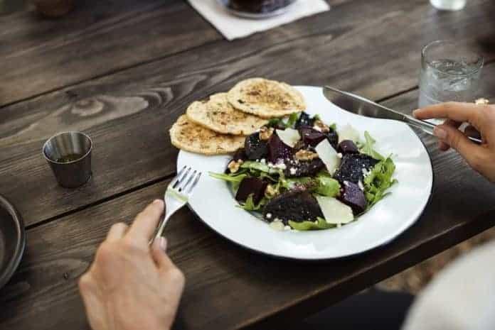 new vegan restaurant food