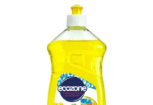Ecozone vegan Washing Up liquid