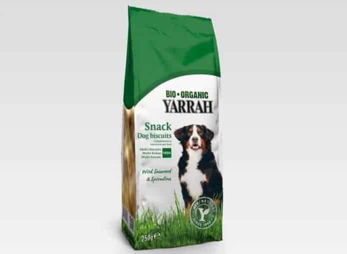 Vegan Dog Food yarrah