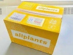 AllPlants Vegan Recipe Boxes