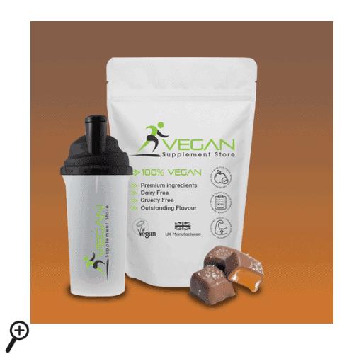 Vegan Complete Protein Powder