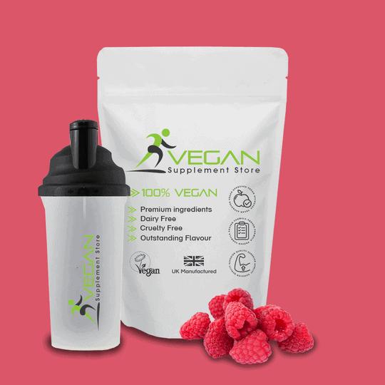 Vegan Protein Powder Shake