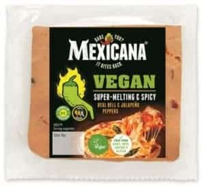 Applewood - Vegan Mexicana Cheese Alternative Block (200g)
